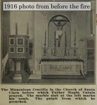 1916PhotoAltarPulpitCrucifix2