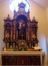 ABOUT Main Altar