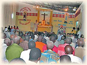 Missions in Africa: Sermon
