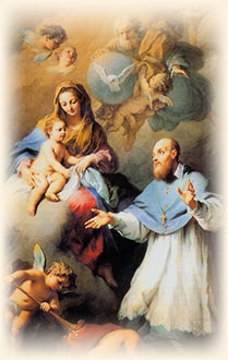 St. Francis de Sales, our patron