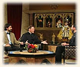 EWTN Live interview on the Shrine of Christ the King